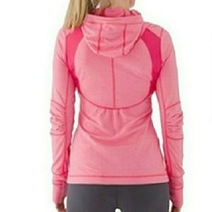 Lululemon Run Resolution Hoodied Pullover